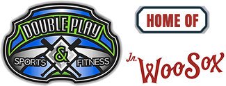Double Play Sports & Fitness Logo